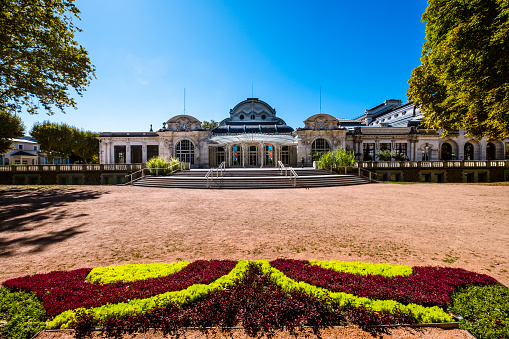 Vichy, «ville de vieux»